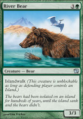 River Bear - Foil