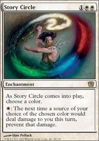 Story Circle - Foil
