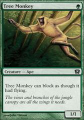 Tree Monkey - Foil