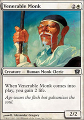 Venerable Monk - Foil