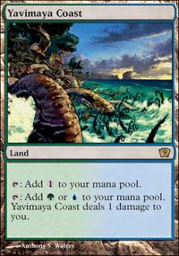Yavimaya Coast - Foil