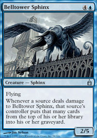 Belltower Sphinx - Foil