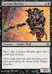Carrion Howler - Foil