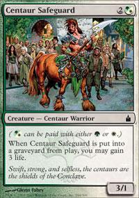 Centaur Safeguard - Foil