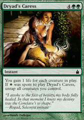 Dryad's Caress - Foil