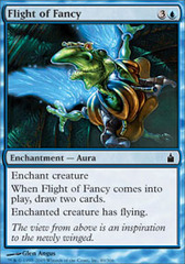 Flight of Fancy - Foil