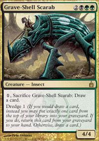 Grave-Shell Scarab - Foil