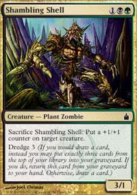 Shambling Shell - Foil