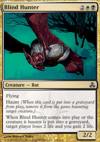 Blind Hunter - Foil