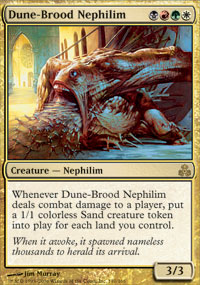 Dune-Brood Nephilim - Foil