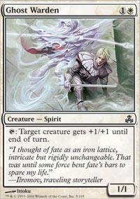 Ghost Warden - Foil
