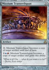 Mizzium Transreliquat - Foil
