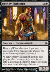Orzhov Euthanist - Foil on Channel Fireball