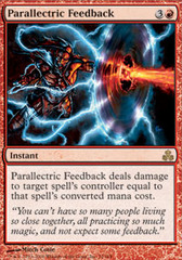 Parallectric Feedback - Foil