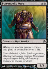 Poisonbelly Ogre - Foil