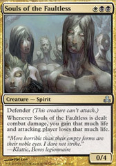 Souls of the Faultless - Foil