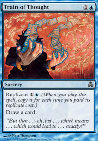 Train of Thought - Foil