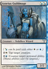 Azorius Guildmage - Foil on Channel Fireball