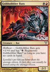 Gobhobbler Rats - Foil
