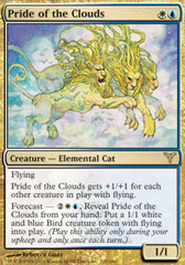 Pride of the Clouds - Foil