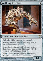 Walking Archive - Foil