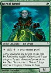 Boreal Druid - Foil