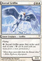 Boreal Griffin - Foil on Channel Fireball