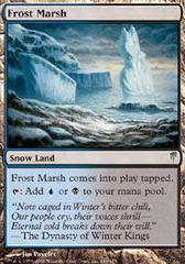 Frost Marsh - Foil
