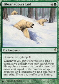 Hibernations End - Foil