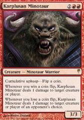 Karplusan Minotaur - Foil