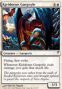 Kjeldoran Gargoyle - Foil