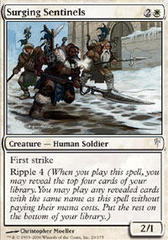 Surging Sentinels - Foil