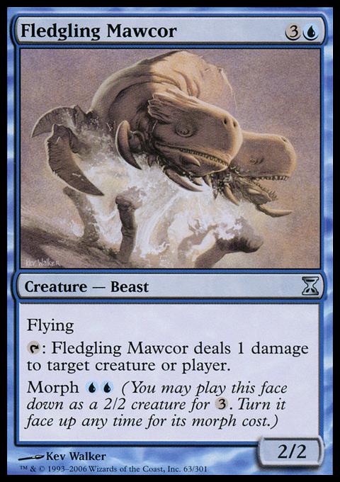 Fledgling Mawcor - Foil