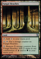 Fungal Reaches - Foil