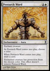 Pentarch Ward - Foil