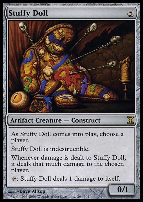 Stuffy Doll - Foil