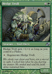 Hedge Troll - Foil