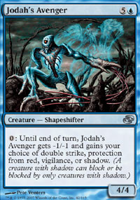 Jodahs Avenger - Foil