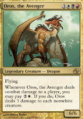 Oros, the Avenger - Foil