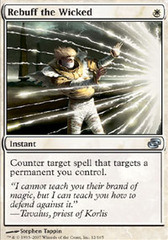 Rebuff the Wicked - Foil