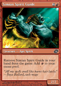 Simian Spirit Guide - Foil