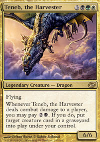 Teneb, the Harvester - Foil
