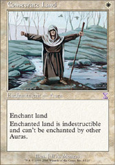 Consecrate Land - Foil