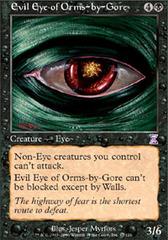Evil Eye of Orms-by-Gore - Foil (TSB)