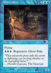 Ghost Ship - Foil (TSB)