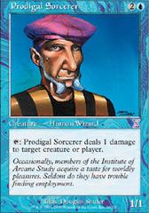 Prodigal Sorcerer - Foil (TSB)