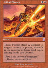 Tribal Flames - Foil (TSB)