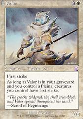 Valor - Foil
