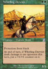 Whirling Dervish - Foil (TSB)