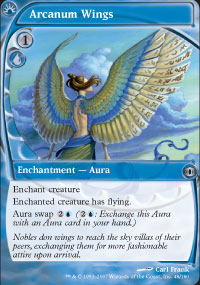 Arcanum Wings - Foil